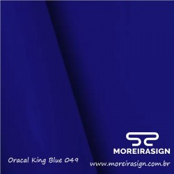 ORACAL 651 1,26 KING BLUE 49