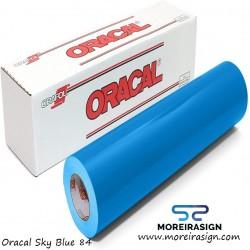 ORACAL 651 1,26 - SKY BLUE 84