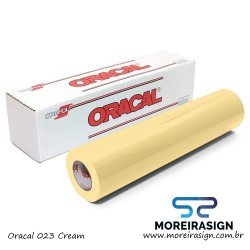 ORACAL 651 1,26 - CREAM/23