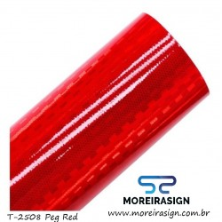 T-2508 PEG RED 1,22