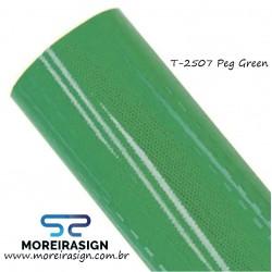 T-2507 PEG GREEN 1,22