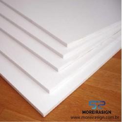 PVC BRANCO 1,22X2,44X0,2