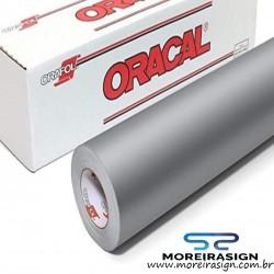 ORACAL 651 1,26 SILVER GREY 90