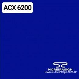 CHAPA ACRÍLICO ACX 6200 2,0X1,0 AZUL ROYAL