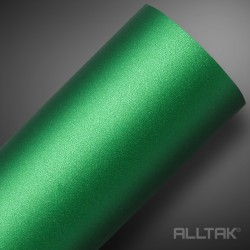 JATEADO GREEN METTALIC 0,10...