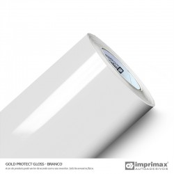 FILM PROTECT GLOSS BRANCO 1,40