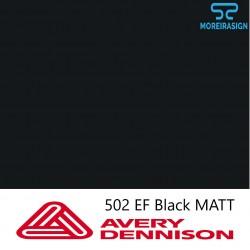 502 EF MAT BLACK SEMI-PERM...