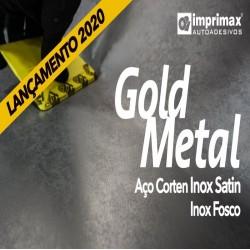 GOLD METAL ACO CORTEN INOX...